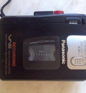 Диктофон Panasonic RQ-L349