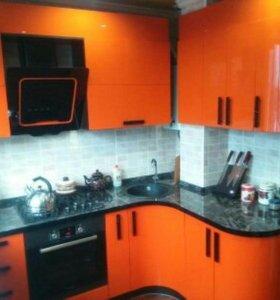 Кухонный гарнитур, новый, 2,2х1,5