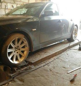 диски BMW R19 на E60 E39разноширокие