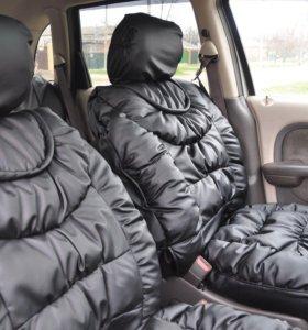 Чехлы на автомобильные сиденья