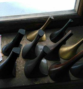 Ремонт обуви.