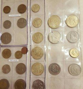 Иностранные монеты (современные)