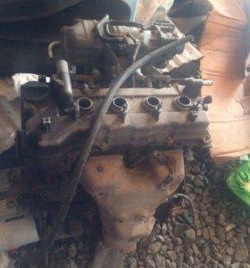 Двигатель qg18-de Nissan primera p12