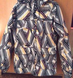 Куртка для сноубординга
