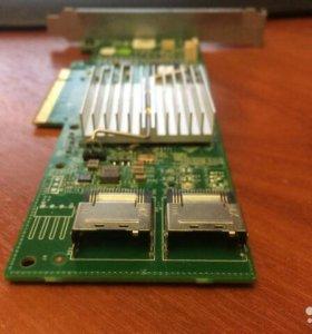 Dell perc H310 SAS/SATA Raid Controller контроллер
