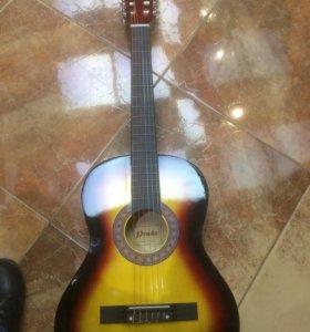 Новая гитара Rado. Чехол в подарок!