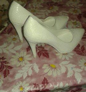 Свадебные туфли 41 размера