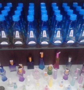 Разливная парфюмерия