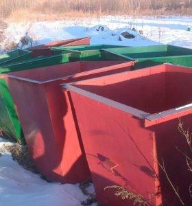 Бачок мусора контейнер