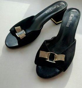 Туфли-тапочки