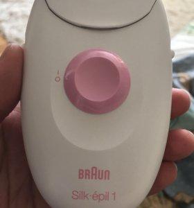 Эпилятор электрический Braun silk epil