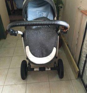 Детская коляска (Camarelo2в1+автокресло)