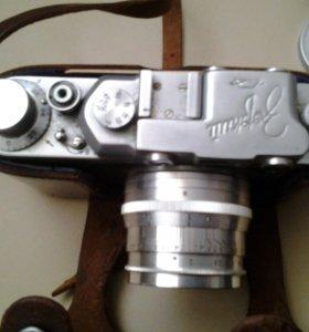 Фотоаппарат Зоркий с обьективом Юпитер-8