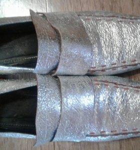 Туфли egle натуральная кожа