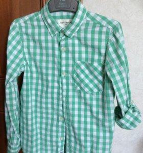 Рубашка рост128
