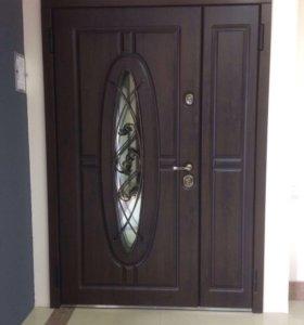 Входная дверь Монарх 1340*100*2060 левая