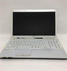 Красивый производительный ноутбук Sony