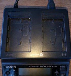 Зарядное устройство+сетевой адаптер Sony
