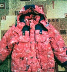 Куртка на мальчика 89525091635