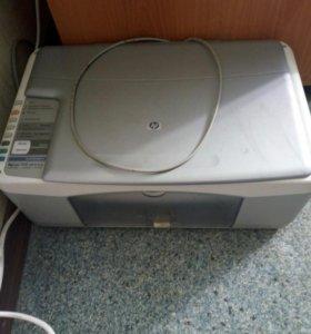 Струйный принтер НР