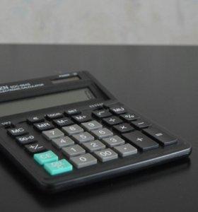 Калькулятор CITIZEN SDC 664S