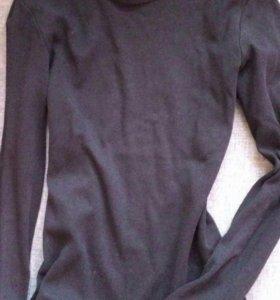 H&M, чёрный пуловер 😊