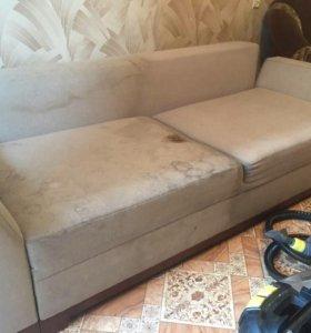 Химчистка мягкой мебели, ковров, ковролина,колясок
