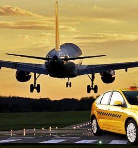 Такси из Феодосии в Аэропорт Симферополя
