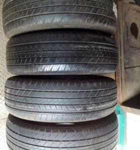 4 БУ Dunlop Grandtrek ST30 225/60 R18