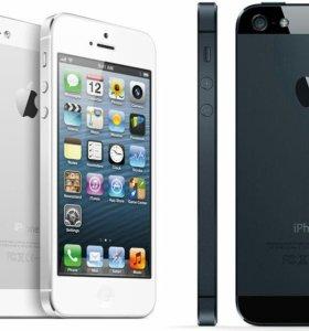 Новый iPhone 5 16 гб + подарок