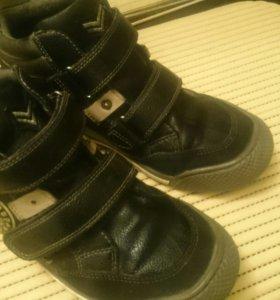 Ботинки детские весна-осень