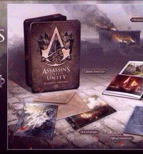 Assassin's Creed: Unity . Bastille Edition [PS4]