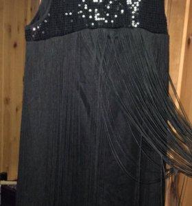 Платье на леггинсы