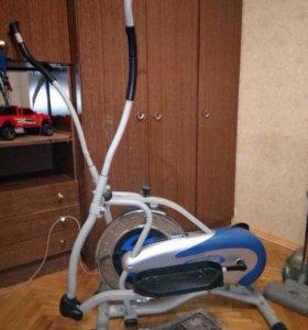 Вело эллипсоид эллиптический тренажёр
