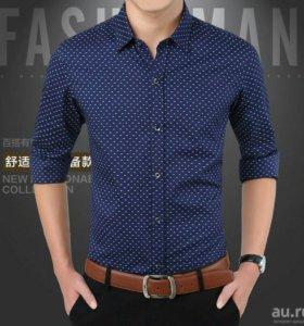 Рубашка (сорочка) мужская, Новая. Размер 50-52