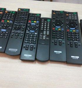 Пульты для телевизоров Sony