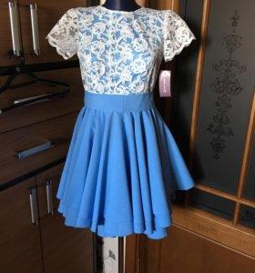 Платье праздничное новое 40р