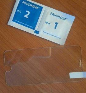 Чехол и стекло на iPhone 6-6s