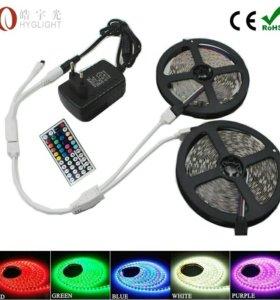 LED (RGB) контроллер
