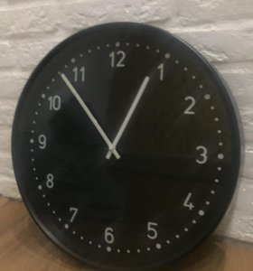 Настенные часы. IKEA. Икея.