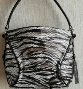 Женская сумка из натуральной кожи Fiato