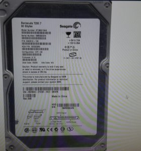 HDD Seagate ST380013AS