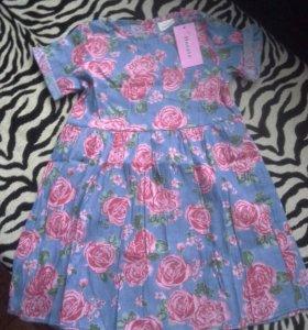 Платье !новое! для девочки.
