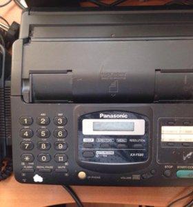 Продаётся факс Panasonic