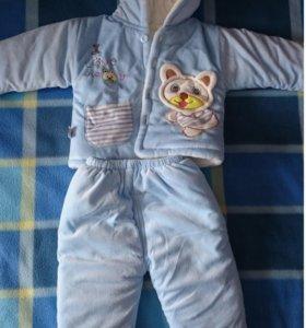 Продам новый костюм для малыша