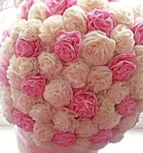 Декоративные цветы