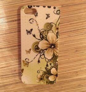 Чехлы пластиковые iPhone 5/5s.
