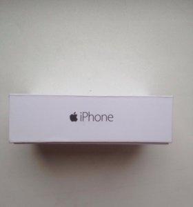 iPhone 6 16gb чёрный (Space Gray)
