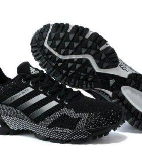 Кроссовки Adidas Marathon flyknit (мужские)
