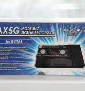 Процессор гитарный AX5G Korg